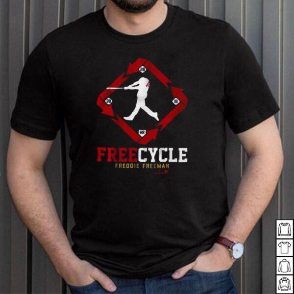 Freddie Freeman Free Cycle Shirt