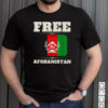 Free Afghanistan Flag Afghan Country Map Outline Afghanistan 2021 Shirt