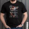Friends Horror Movie Chibi Character Water Reflection Tyson Logo shirt
