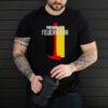 German Volunteer Fire Rescue Department Fireman Uniform Flag shirt