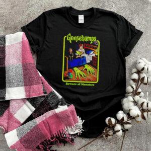 Goosebumps Beware Of Monsters Halloween shirt