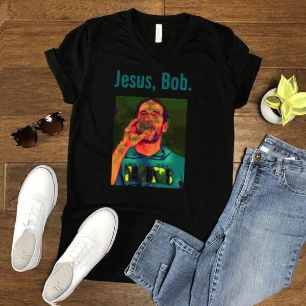 Green Bay Pakers Aaron Rodgers Jesus Bob Packers Shirt
