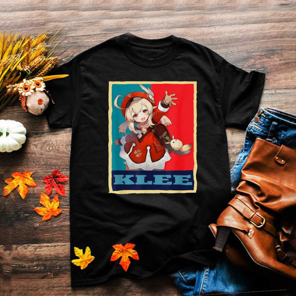 Impact Genshin Loves Klee T shirt