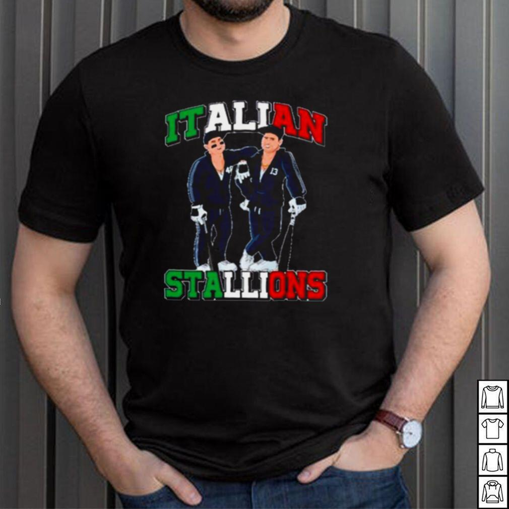 Italian Stallions T Shirt