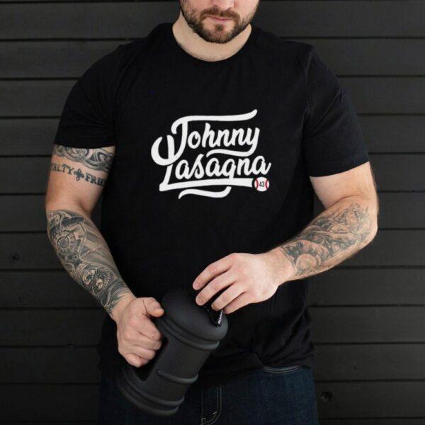 Jonathan Loaisiga Johnny Lasagna T Shirt