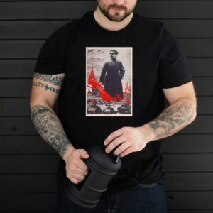 Joseph Stalin Vintage Ussr Retro Soviet Vintage T shirt