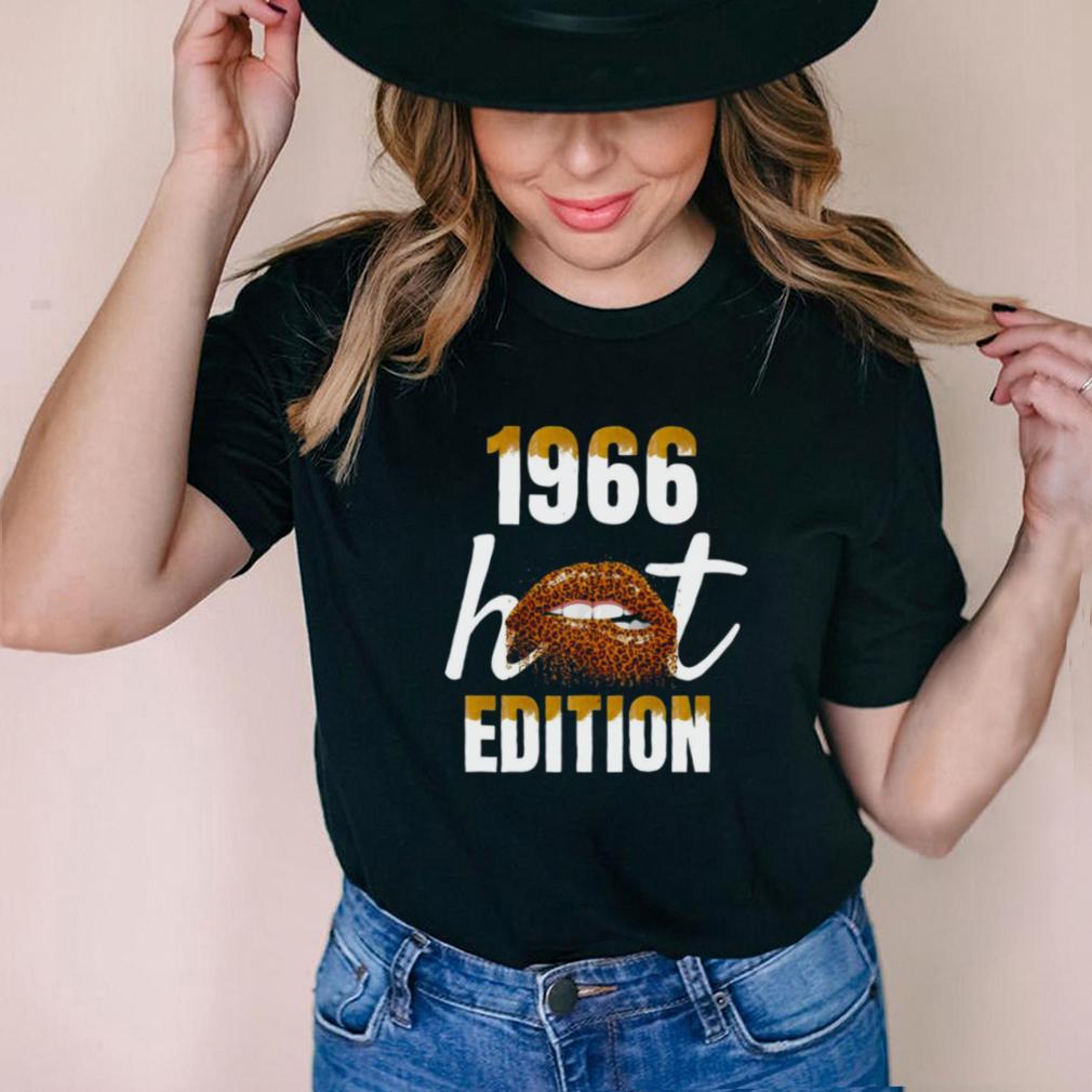 Lips Hot 1966 Edition T shirt