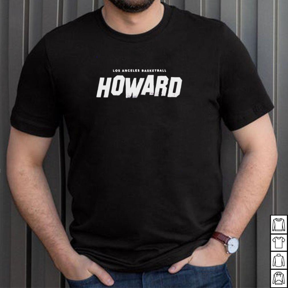 Los Angeles Basketball Dwight Howard Hollywood shirt