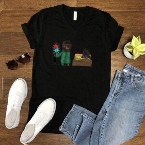 Morecambe and Wise ice cream happytoast shirt