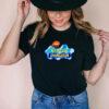 Neon Genesis Evangelion X Spongebob shirt