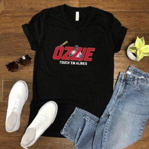 Ozzie Touch Em Albies Atlanta 2021 shirt
