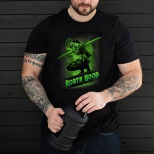 Robyn Hood Comic Book T shirt