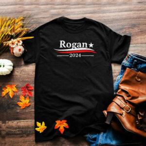 Rogan for President 2024 T Shirt