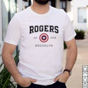 Rogers est 1918 Brooklyn shirt