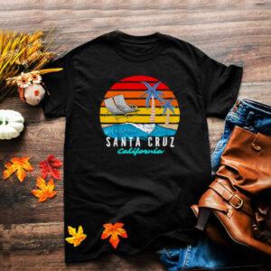 Santa Cruz California Beach Vintage T Shirt
