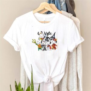 Snoopys Avenger Shirt