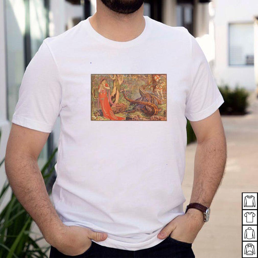 St George and the Dragon Catholic British Saints England shirt