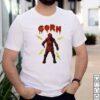 Star Trek Original Series Gorn Lightning Graphic T shirt