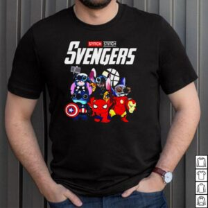 Stitch Stitch Avengers shirt