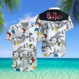 The Beatles Hawaii Hawaiian Shirt Fashion Tourism For Men, Women Shirts