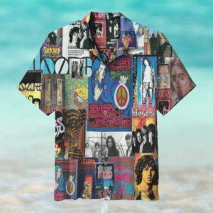 The Doors Band Hawaiian Shirt