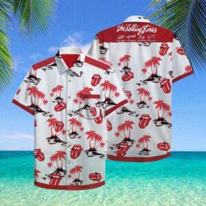 The Rolling Stones Hawaii Hawaiian Shirt Fashion Tourism For Men, Women Shirt