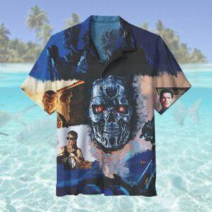 The Terminator Hawaiian Shirt