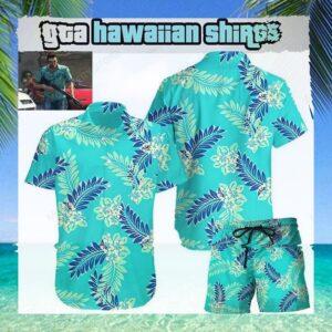 Tommy Vercetti_Gta Hawaii Hawaiian Shirt Fashion Tourism For Men, Women Shirt