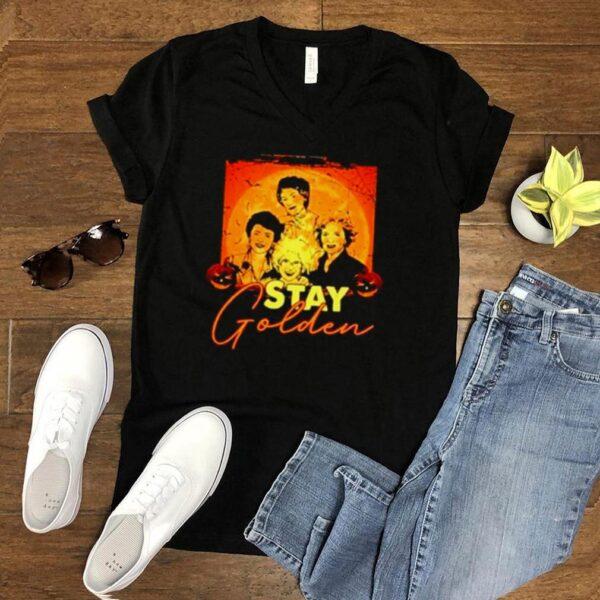 Top stay Golden Halloween Shirt