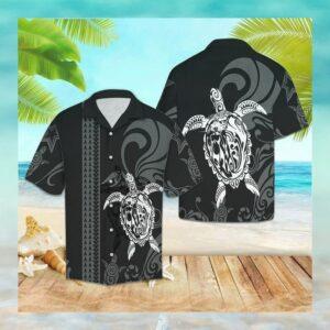 Turtle Hawaii Hawaiian Shirt Fashion Tourism For Men, Women Shirt