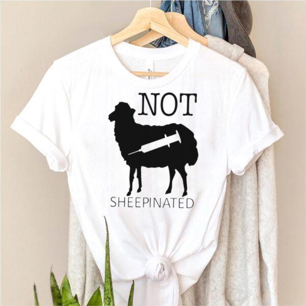Vaccine sheep not sheepinated shirt