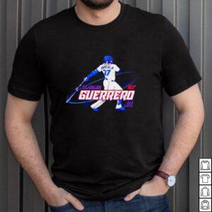 Vladimir Guerrero Jr. hit the ball signature shirt