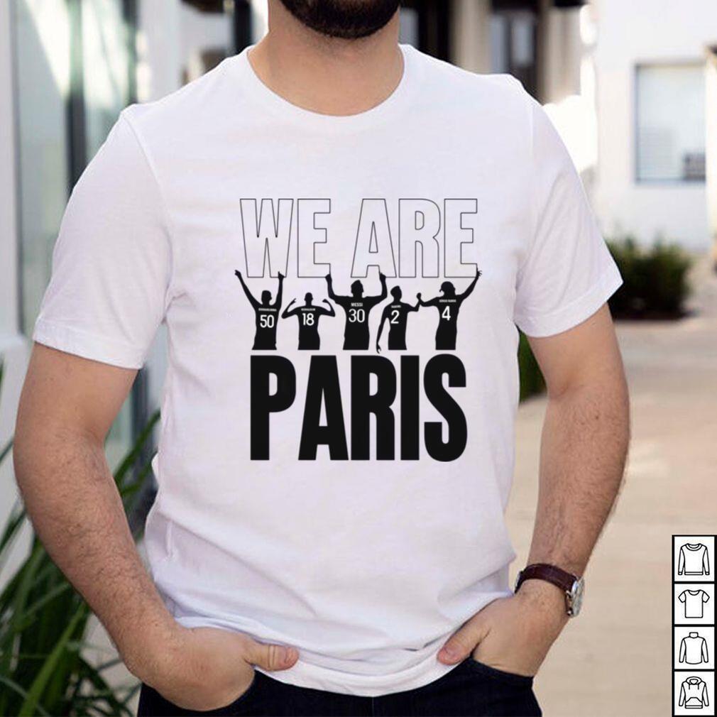 We are paris t shirt Classic T Shirt