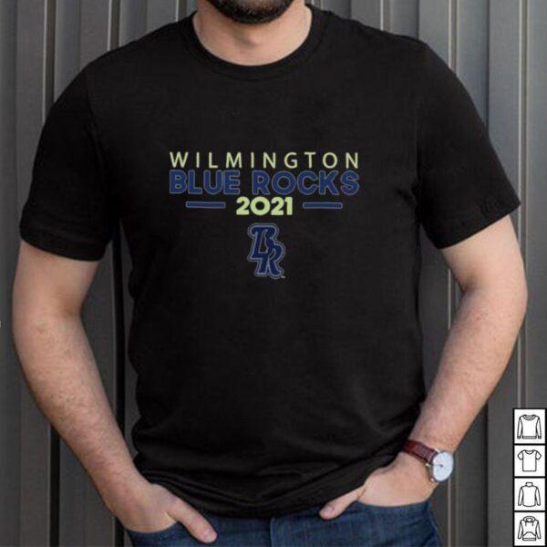 Wilmington Blue Rocks 2021 shirt
