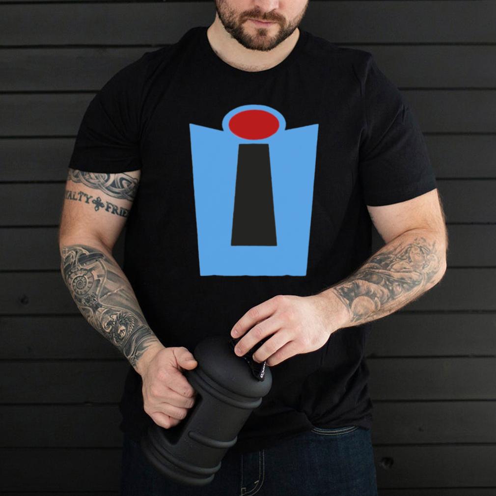 disney pixar incredibles blue suit halloween graphic shirt