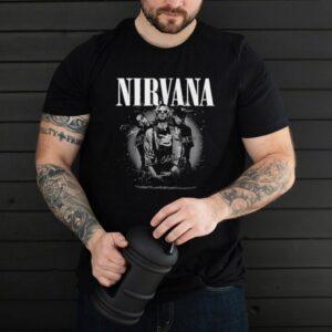 Angel Nirvanas Art Rock Music Legend 80s 90s T Shirt