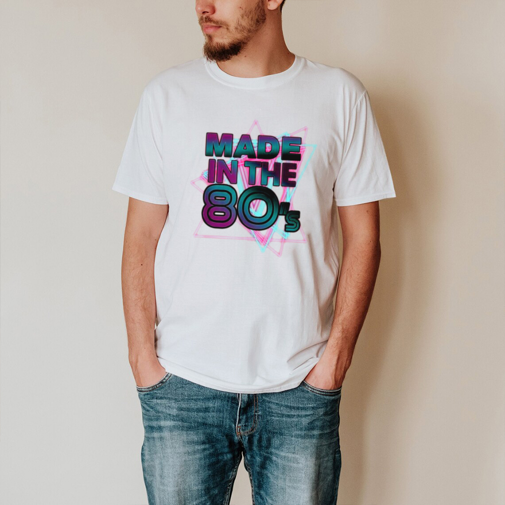 80s Costume Party In The 80s shirt