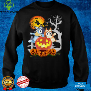 B lueys Halloween T Shirt