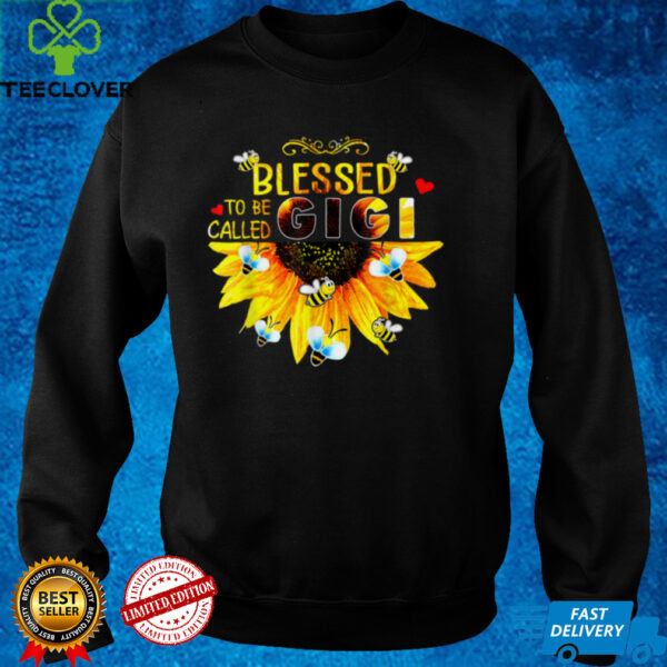 Blessed to be called Gigi T Shirt