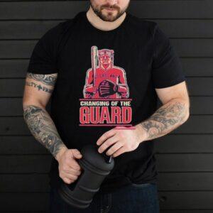 Changing of the Guard Cleveland Baseball Shirt