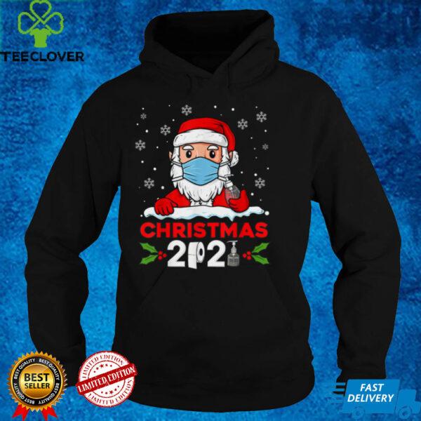Christmas Santa Claus 2021 Funny Family Xmas T Shirt