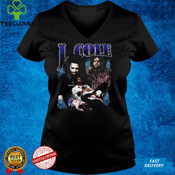 Cole Tee For Men Women Rapper Retro Vintage T Shirt