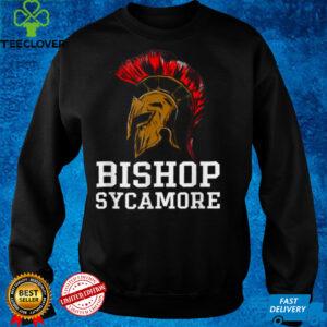 Fake Varsity Bishop Sycamore High School Football Team T Shirt