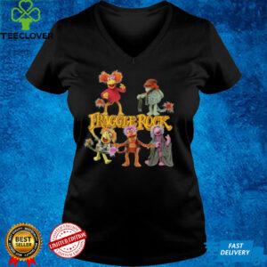 Fraggles Funny Rocks For Men Women T Shirt