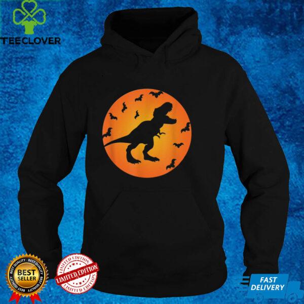 Halloween Dinosaur Cute Kids T Shirt