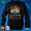 I Have Two Titles Mom And Nonna Women Vintage Decor Grandma T Shirt