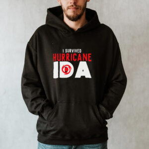 I Survived Hurricane IDA T shirt