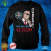 Joe Biden Fauci Ice Cream Funny Sarcastic Vintage Retro Pun T Shirt
