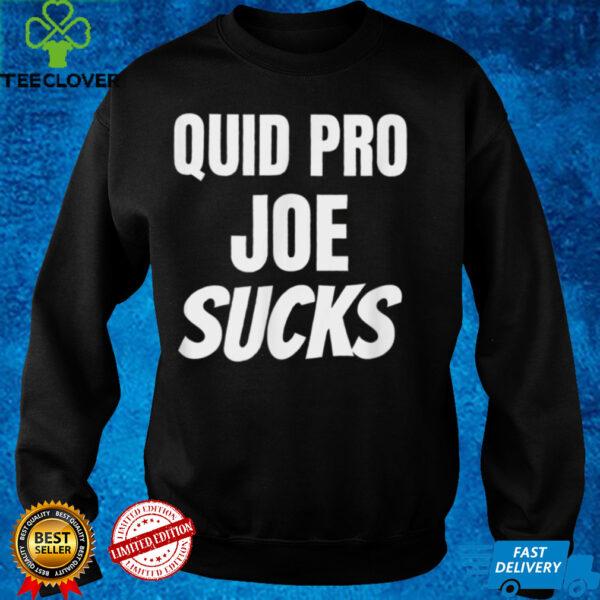 Joe Biden Sucks T Shirt