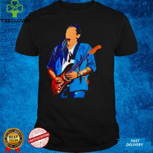 John Vaporware guitar shirt